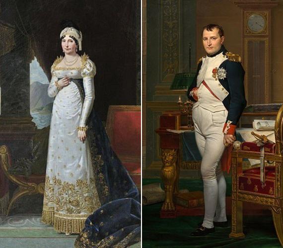 Letizia Ramolino (1723-1755)                         Bonaparte Napóleon édesanyja szigorú, gyakorlatias asszony volt. Minden második nap megfürdette gyermekét, ami akkoriban - az átlag havi egy fürdetés idejében - rendkívüli különcségnek hatott. Napóleon kötődött anyjához, és figyelmes volt vele, annak ellenére is, hogy Letizia gyakran becsmérelte első menyét, Josephine-t. Ezt azzal is kifejezte felé, hogy császársága idején Párizsba költöztette, és az anyacsászárné címet adományozta neki, akit a Madame Mére néven szólítottak.                         Letizia fiát császárként is dicsérte és fenyítette, gondoskodott arról, hogy Bonaparte sikereiből a testvérek is részesüljenek, azaz lehetőleg egyenlő tisztségekhez, vagyonhoz és hatalomhoz jussanak.