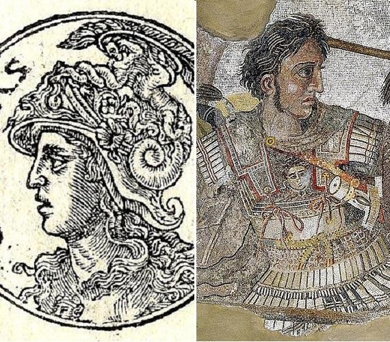 Olümpiasz (Kr. e. 375-316)Nagy Sándor anyját hatalmaskodó és szenvedélyes személyiségnek tartották. Olümpiasz fiával együtt önkéntes száműzetésbe vonult, miután II Philipposz új feleséget vett maga mellé. Az uralkodó halála után az új feleséget és újszülött gyermekét meggyilkoltatta, hogy fia legyen az örökös. Fia halála után pedig unokájának szerette volna biztosítani a birodalom trónját, de a háborúskodás során kivégezték.