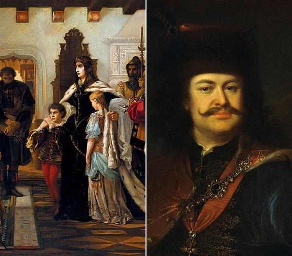 Zrínyi Ilona (1643-1703)II. Rákóczi Ferenc édesanyja maga is a magyar történelem egyik hőse. Katolikus hite ellenére erősen Habsburg-ellenes volt, részt vett a kuruc felkelés szervezésében, anyagilag támogatta a harcokat. 1685-től több mint két évig védte Munkács várát Antonio Caraffa seregeinek ostroma ellen. Bár Buda visszafoglalása után kénytelen volt feladni Munkácsot, elérte, hogy a várvédők amnesztiát kapjanak, a Rákóczi-utódok pedig megtarthassák vagyonukat. Bécsbe kellett menniük, gyermekeit elválasztották tőle. II. Rákóczi Ferencet soha többé nem láthatta, és a neki írt búcsúlevelét sem kapta meg fia. Második férjével, Thököly Imrével száműzetésben halt meg Nikomédiában.
