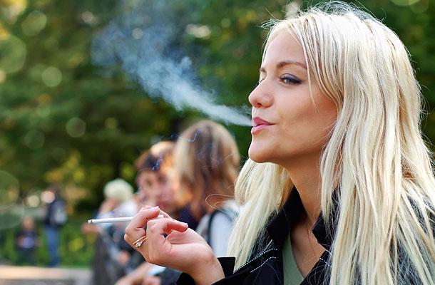 milyen betegségek merülnek fel a dohányzáskor
