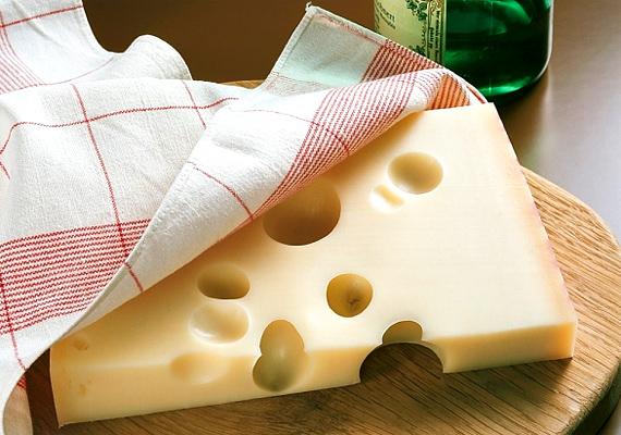 Az érlelt sajtok gazdagok probiotikumban, amely szintén a bélflóra egyensúlyának biztosításában játszik szerepet.