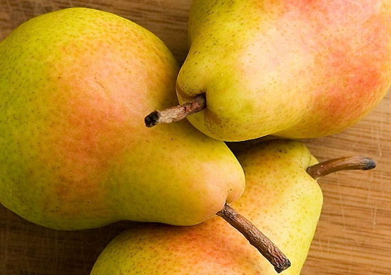 A körte az egyik legmagasabb rosttartalmú gyümölcs - ám ebből adódóan nemcsak az emésztést serkenti, de puffadást is okozhat.