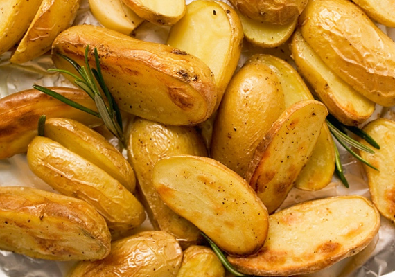 A krumpli a lehető legjobb választás alkoholfogyasztás előtt, mert nagyon magas a tápanyagtartalma.