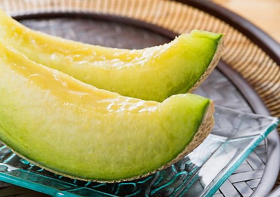 A mézédes sárgadinnye nem csupán remekül hűsít a nyári melegben, de lúgosítja is szervezetedet.