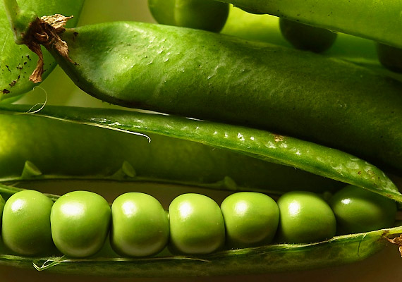 Elsősorban a zsenge zöldborsó segít a lúgosításban. Fogyassz belőle minél többet a szezonban!
