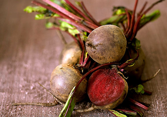 Az emberi szervezet könnyebben veszi fel a vasat céklából, mint más zöldségből.