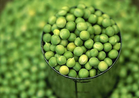 A konzerv zöldség helyett válaszd a fagyasztottat - ez utóbbi nem tartalmaz hozzáadott sót és tartósítószereket.