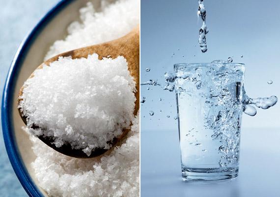 Adj egy liter felforralt vízhez tíz gramm tengeri vagy himalájai sót. Ha feloldódott és kihűlt, az oldatot használd orrmosásra. Eltávolítja az orrba jutott polleneket, valami segít nedvesen tartani a nyálkahártyát, így azon kevésbé tudnak megtelepedni a pollenek Ha ez a változat nem szimpatikus, vásárolhatsz sós vizes orrsprayt patikában.