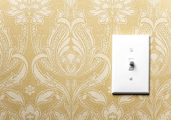 A villanykapcsolón a pörköltszafttól az E-coli baktériumig gyakorlatilag bármi előfordulhat. Hetente egyszer törölgesd át fertőtlenítő kendőkkel az összes kapcsolót a lakásban.