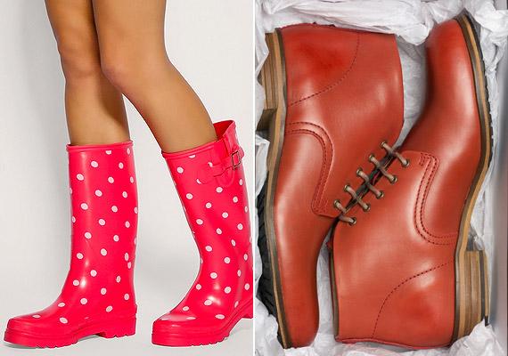 Különösen jó időben fontos, hogy lábbelid megfelelően szellőzzön. A gumicsizmát lehetőleg inkább csak özönvízben viseld, a műbőr cipőkről pedig igyekezz megfeledkezni - különösen, ha zártak.