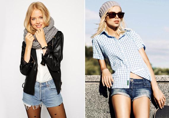 A rövidnadrágot lehetőség szerint tedd félre nyárra. Ősszel-télen még harisnyával viselve is jó eséllyel pályázhatsz benne felfázásra.