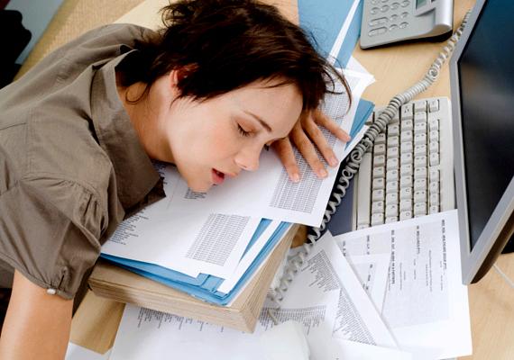A magnézium hiányának a krónikus fáradtság és az álmatlanság a tipikus tünetei.