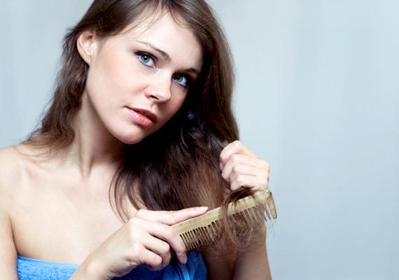 Ha megváltozik hajad tapintása, vagy erősen hullik, rézhiányra gyanakodj.