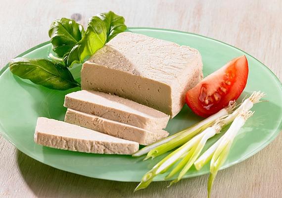 A tofu szintén gazdag kalciumforrás, segíthet a mindennapi stressz okozta feszültség levezetésében.