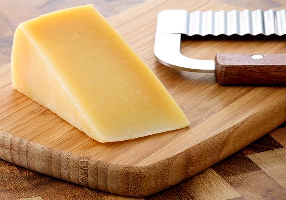 A tejtermékek közül a parmezán sajt bír a legnagyobb triptofántartalommal: 100 g-ban 490 mg van.