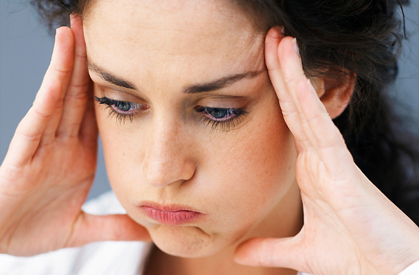 Jobb oldali halánték fejfájás