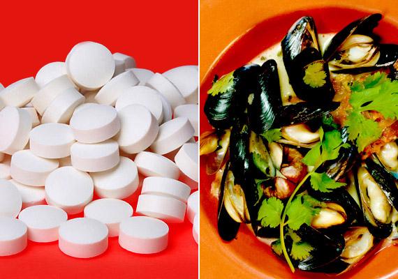 A cinktabletta, illetve az olyan magas cinktartalmú élelmiszerek, mint a kagyló vagy a zabpehely erősítik az immunrendszert, a szájüreg felszíni szöveteit, valamint gátolják a vírus szaporodását! Tudj meg többet róla!
