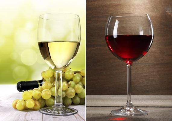 A bor alapját képezik a savak, ezek határozzák meg az ízét. Mindegyik fajtája tartalmaz valamennyit, leginkább borkősav és almasav található benne, de az utóbbiból tejsav is keletkezhet. Alkoholtartalma miatt ugyancsak savasít. Mértékkel történő fogyasztása azonban egészségügyi előnyökkel is bír.