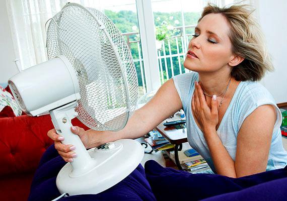 Légkondi hiányában használj ventilátort. Fokozhatod a hűsítő hatást, ha egy tálban jeget teszel a ventilátor elé.