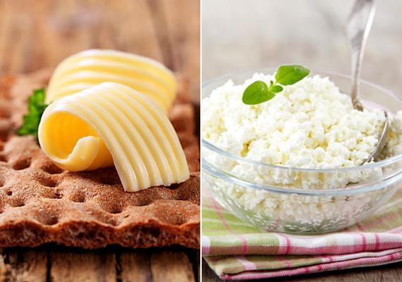 Margarin és vaj helyett egyél túrót! Mindkettőről időről időre felröppen valamilyen rémhír - a margarin tele van műanyagokkal, a vaj megemeli a koleszterinszintet, hogy a leggyakoribbakat említsük. Azonban egyik mellett sem kell letenni a voksod. Könnyedén készíthetsz otthon túró- vagy cottage cheese-alapú, fűszeres túrókrémet, ami egy jóval egészségesebb, bélflórát kímélő, variálható szendvicsalap.