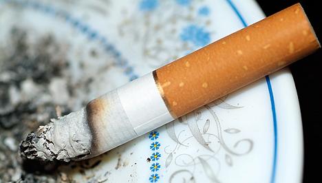 dohányzás gyógyítja a szaranszkot)