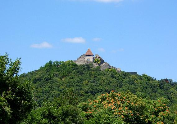 Az ezeréves városnak, Visegrádnak szintén kifogástalan a levegőminősége.