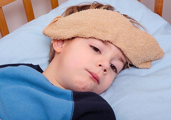 Gyermekeknél az influenza következtében kialakulhat a ritka, de nagyon veszélyes Reye-szindróma is, mely gyulladást okoz az agyban, illetve a májat is károsíthatja. A kialakulás kockázatát fokozza, ha a gyermek aszpirint szedett.