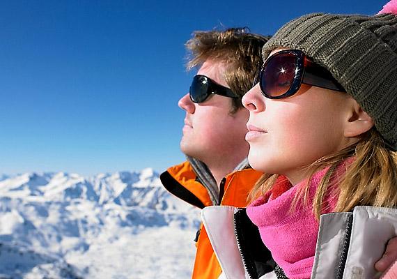 Fontos, hogy télen is érjen napfény, hiszen enélkül a D-vitamin bőrben tárolt provitaminja nem alakul át aktív formává.