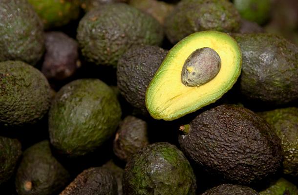 Az avokádó magas zsírtartalma a rövid távú memóriára van a legjobb hatással.