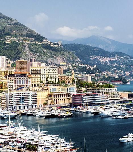 Monaco                         2013-as adatok szerint jelenleg Európában - illetve a világon - Monacóban a legmagasabb a születéskor várható átlagéletkor: 89,57 év. A magas átlagéletkor köszönhető az állam gazdagságának, a szinte nem létező munkanélküliségnek, illetve annak, hogy Monacóban nem kell adót fizetni.                         Kapcsolódó cikk:                         Ők élnek a leghosszabb ideig Európában »