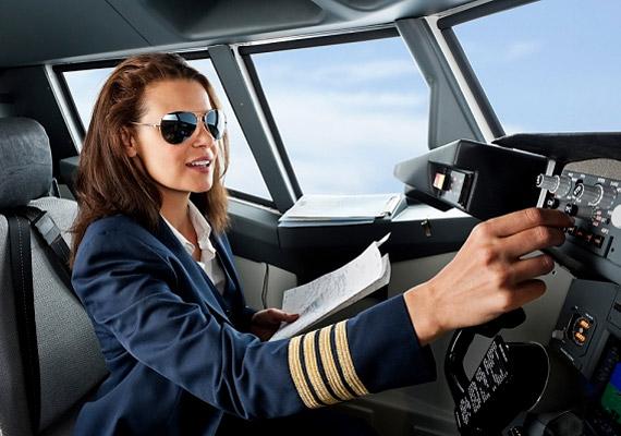 A negyedik legstresszesebb munkakörrel a személyszállító gépek pilótái büszkélkedhetnek. Ha belegondolsz, hogy egyetlen repülőút alkalmával több száz ember életéért felelősek, nem nehéz megérteni.