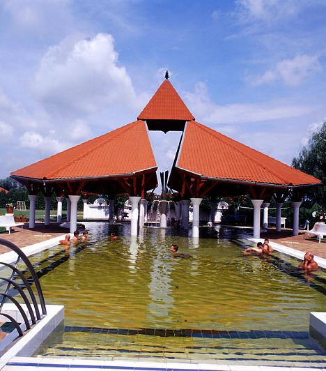 Nagyatád Nagyatádon, a parkok és fürdők városában fúrt termálkút vizét 1906 óta használják fürdőzésre. A város szívében, a Széchenyi tér hangulatos parkjában épült gyógyfürdő messze földről csalogatja ide a látogatókat.