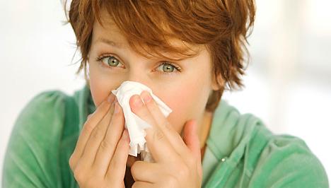allergia pszichoszomatikus