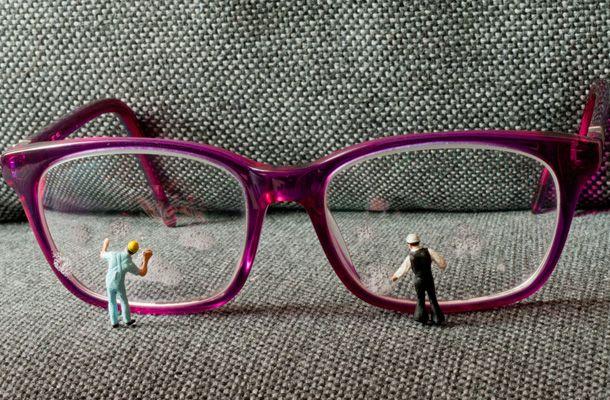 káros hatása az emberi látásra)
