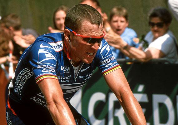 Lance Armstrongnál 1996-ban diagnosztizáltak hererákot, amelyből sikeresen felépült, majd 1997-ben létrehozta saját rákellenes szervezetét Lance Armstrong Alapítvány néven. 1999 és 2005 között hétszer nyerte meg a Tour de France-t, ám sajnos a doppingvádak beigazolódtak, így 2013 év elején elbukta összes címét.