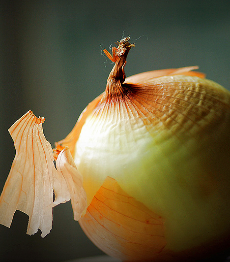 Vöröshagyma  A Közép-Ázsiából származó növény nem csak gasztronómia szempontból érdekes. A benne található diallil-szulfid nevű vegyület bizonyos fokú védelmet biztosít a daganatos megbetegedésekkel szemben, mivel növeli a gyomorban a rákellenes hormonok mennyiségét.