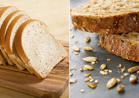 Azt bizonyára tudod, hogy a fehér kenyér nem kifejezetten egészséges, ám ha barnára váltasz, sav-bázis szempontból akkor sem jutsz sokkal előbbre. Különösen, ha nem megbízható helyen vásárolsz, és a barna kenyér nem tartalmaz több rostot, csak a színe más.