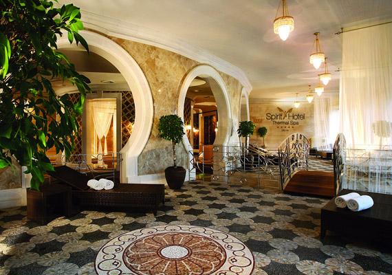 A Spirit Hotel Thermal Spát nemzetközileg is a legjobb szállodák között jegyzik, megnyitása óta több mint egy tucat rangos díjat nyert el.