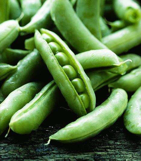Zöldborsó                         A magnézium nélkülözhetetlen a szerotonin termeléséhez, valamint fontos szerepet játszik az egészséges idegműködés helyreállításában és fenntartásában. Fogyassz zöldborsót, lencse vagy szóját - mindegyikük gazdag magnéziumforrás.
