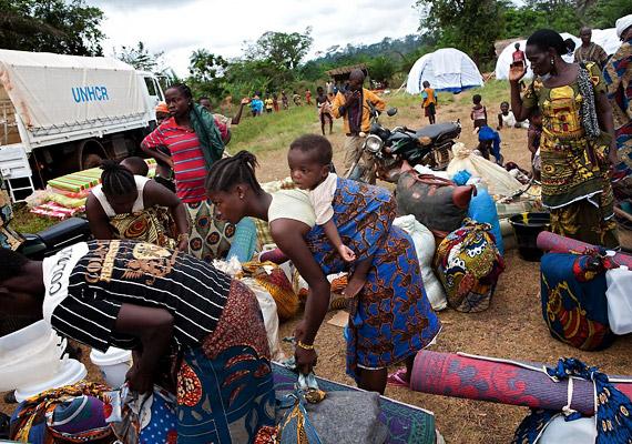 Libéria független állam Nyugat-Afrikában, ahol a születéskor várható átlagos élettartam 41,84 év. A csecsemőhalandósági ráta is igen magas: több mint 15%. Mindennek oka a gazdasági és szociális elmaradottság.