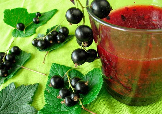 A savanykás ízű feketeribizli 100 grammjában körülbelül 180 milligramm C-vitamin van. Bár ilyenkor már nincs szezonja, érdemes gyümölcslé vagy tea formájában fogyasztanod. Tudj meg még többet előnyös élettani hatásairól!