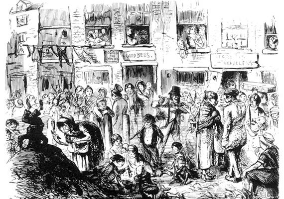 A kolerát az ivóvíz Vibrio cholerae nevű baktériummal való fertőzöttsége okozza. Hányáshoz, hasmenéshez vezet, mígnem kiszáradás okozza a beteg halálát. Az első nagy kolerajárvány Indiában bukkant fel a 19. század elején, innen terjedt át Ázsiára, a Közel-Keletre, 1832-ben pedig elérte Európát és Amerikát is. A betegség egyes területeken ma is szedi áldozatait.