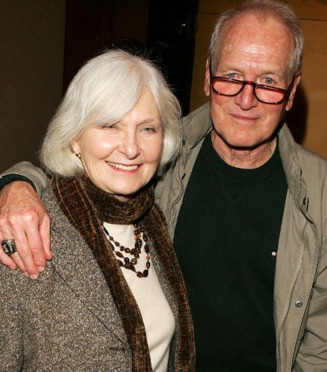 Paul Newman Az 1925-ös születésű legenda az 1986-os dráma, A pénz színe című filmjével érdemelte ki az Oscart. Amilyen hű volt szakmájához, annyira ragaszkodott feleségéhez is: Joanne Woodward színésznővel karrierje kezdetén, 1958-ban házasodott össze, és 2008-ban, halála évében ünnepelték aranylakodalmukat.  Kapcsolódó hír: 83 éves korában elhunyt a rákbeteg Paul Newman »