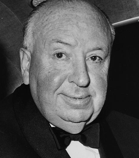 Alfred Hitchcock A borzongató filmek nagymesterének nevét olyan örökbecsű alkotások őrzik, mint a Gyilkosság telefonhívásra, a Madarak vagy a Marnie. Számos feszültségkeltő rendezői eszköze közül az utókor máig rengeteget alkalmaz a thrillerekben és horrrofilmekben. A felejthetetlen rendező 1899-ben született és 1980-ban hunyta le szemét örökre.