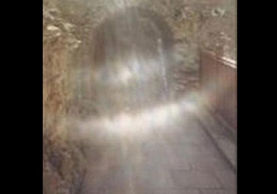 Szárnyas kerub az alagútnál?