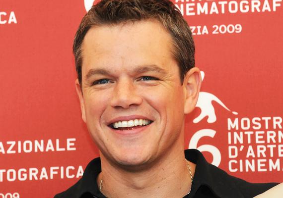 A Matt Damonhoz hasonló pasik, akik nem szeretik az arcszőrzetet, elsősorban a külsőségekre adnak, sokat foglalkoznak magukkal, így az ágyban is sokszor csak magukra gondolnak.