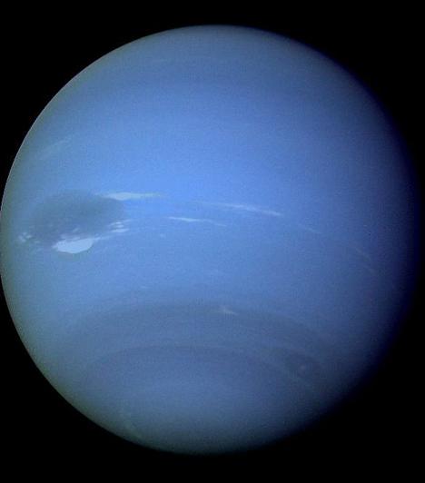 Neptunusz  A Neptunusz a Naptól számítva a nyolcadik bolygó, a negyedik legnagyobb átmérőjű, és a harmadik legnagyobb tömegű, de a legkisebb méretű óriásbolygó. Színe miatt Neptunusról, a tengerek római istenéről nevezték el, jele is az isten háromágú szigonyát jelképezi  Kapcsolódó cikk: Készítsd el a személyes horoszkópod »