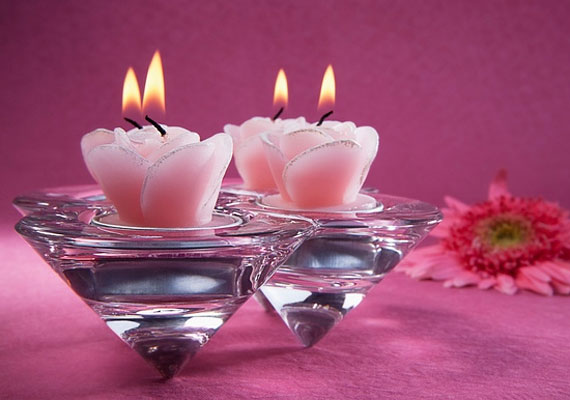 A rózsaszín a vonzalom és a románc jele, ezt használhatod, ha új szerelmet keresel.