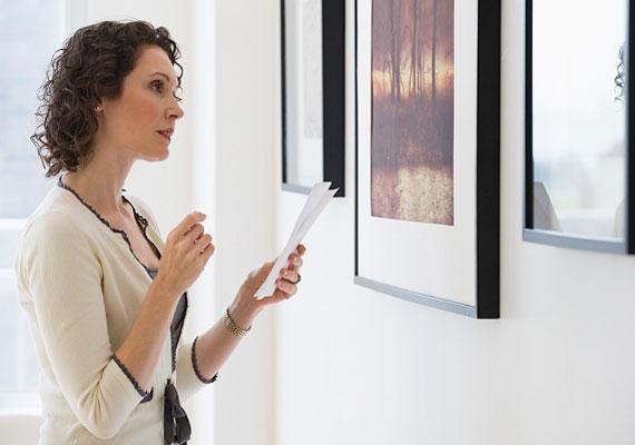 Ha Kakas vagy, valamilyen művészettel kapcsolatos tevékenységet válassz, akár galériában vagy aukciósházban.