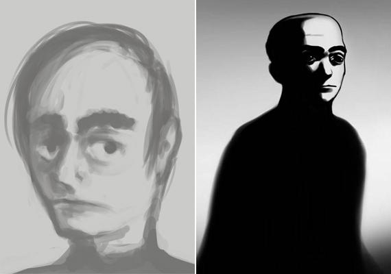 A fantomrajzok a páciensek álmában megjelenő férfiról kísértetiesen hasonlítanak egymásra.